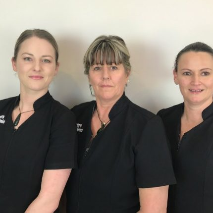 The Dreamers Beauty Clinic Team Katikati