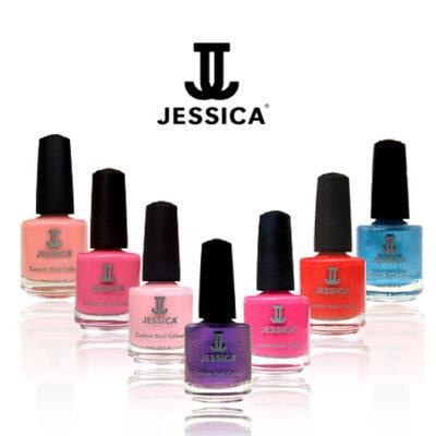 Manicure-pedicure-katikati-jessica-nail-polish